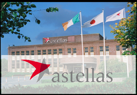 Astellas, Ireland